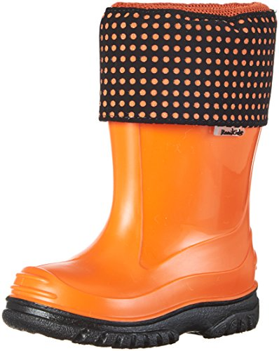 Romika Unisex-Kinder Lucy Gummistiefel, Orange (Orange-Kombi (841), 20 EU