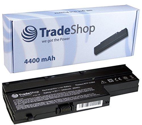 AKKU 14.4V 4400mAh für Medion MD97007 / MD97110 / MD97090 / MD97358 / MD97440 / MD97446 / MD97460 / MD97620 / MD97760 / MD98340 Medion Akoya E6210 / E6211 / E6212 Medion P6611 / P6612 / P6613 / P6618 / P6619 / P6620 ersetzt für BTP-D2BM / BTP-CMBM / BTP-C