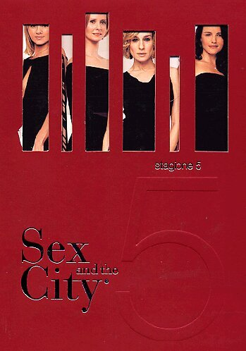 Sex and the city Stagione 05