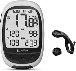 featured product Meilan GPS Core Wireless Bike Computer M2 Bluetooth ANT+ Connect with HR Monitor Power meater