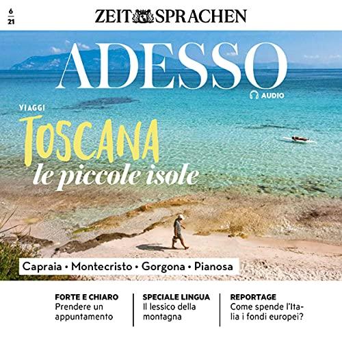 Adesso Audio - Toscana, le piccole isole. 6/2021 Titelbild