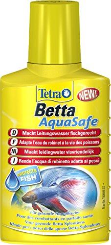 TETRA Betta AquaSafe - Conditionneur d'Eau pour Poisson Combattant - 100ml