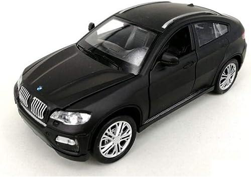 Lfy Legierung Auto Spielzeugauto Modell Vier Offene Türen 1 32 Simulation Legierung Auto Modell Junge Kinder Spielzeugauto Modell (Farbe   Schwarz