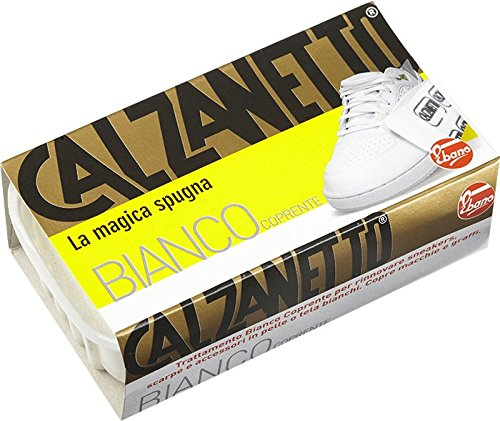 Calzanetto, Spugna, Bianco Coprente
