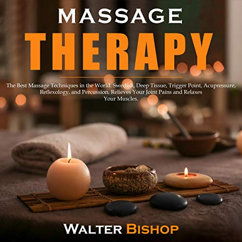 Massage Therapy audiobook cover art