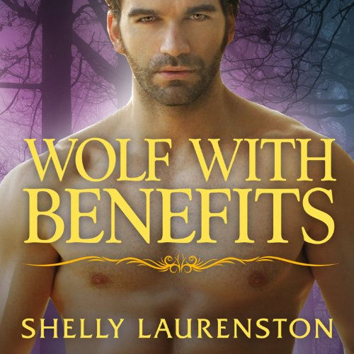 Wolf with Benefits audiobook cover art