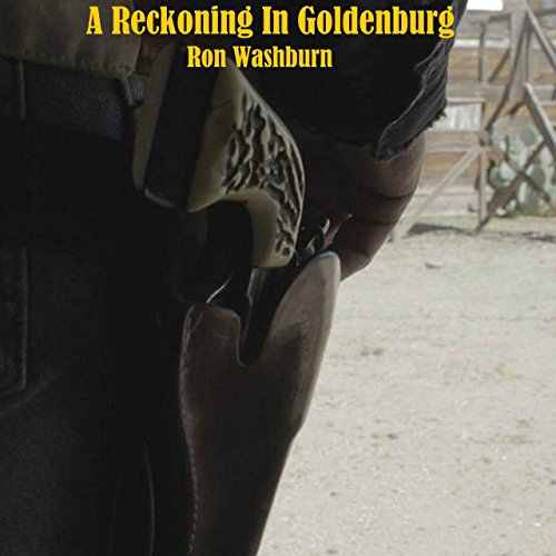 A Reckoning in Goldenburg audiobook cover art