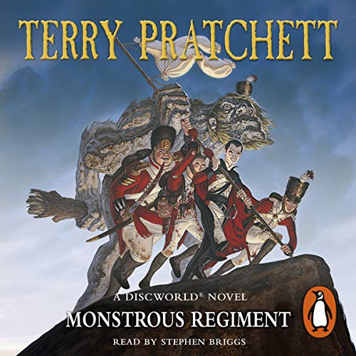 Monstrous Regiment cover art