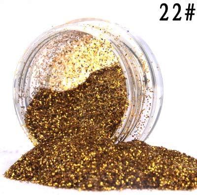 Gabcus 2021new shipping free 20 trend rank Pot Nail Art Bling Glitter Dust Powder Shi