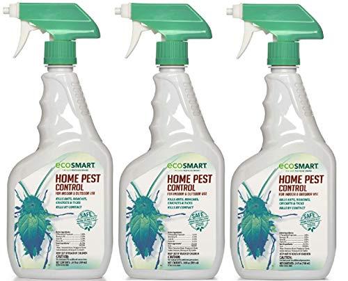 Ecosmart 33507-01Organic Home Pest Control, 24-Ounce (3)