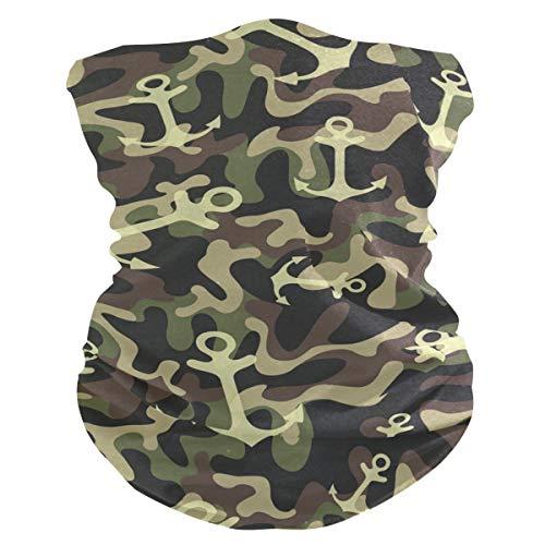 Stoff-Gesichtsmaske für Damen, multifunktional, Bandanas, Schnittmuster, unisex, Boot, Anker, Stoffmaske, Muster, bedruckbar, für Herren und Damen, Kopfbedeckung, Kopftuch, waschbar, Innentasche