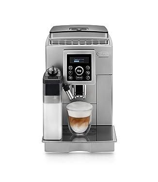 De'Longhi 23.460.SB Kaffeevollautomat ECAM23.460S, silber
