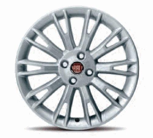 Fiat Grande Punto/Punto Evo 17'' Leichtmetallfelgen/Alufelgen / Satz Felgen 10-Doppelspeiche