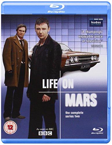 Life On Mars - Series 2 (2007) [Blu-ray] [UK Import]