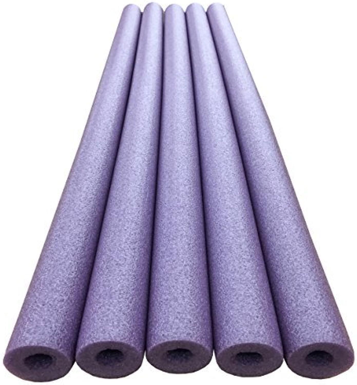 52 Inch Noodle Builder Noodles Purple by Noodle Builder