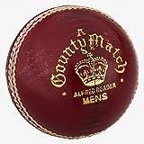 Readers - Balón de críquet para Hombre (Unisex, Talla A), Color Rojo