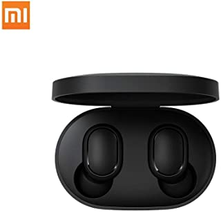 Xiaomi Mi True Wireless Earbuds  Basic TWSEJ04LS, Airdots Bluetooth 5.0 (Global Version) with warranty - Black