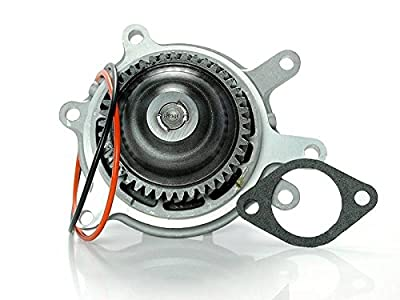 """Sinister Diesel """"Welded"""" Water Pump for 2001-2005 Duramax LB7 / LLY"""