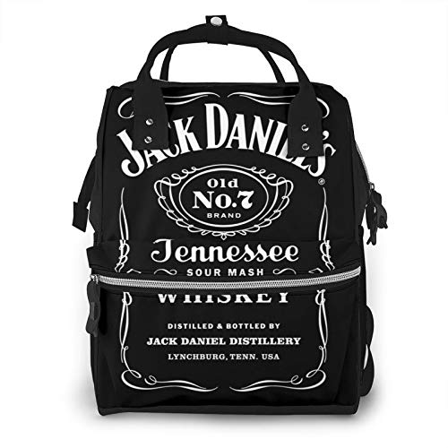 Ja-Ck Dani-Els Big Storage Lovely Waterproof Twill Canvas Backpack Travel Backpack Laptop Bag Baby Out For Women Men