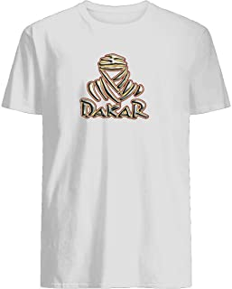 Dakar rally motorsport race racing the dakar south america paris dakar rally rally raid T-shirt With all the irony and novelty built in a T-shirt