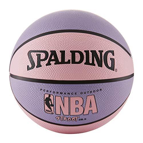 Spalding NBA Street Pink Outdoor Basketball