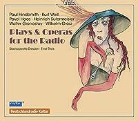 ラジオの音楽集 第3集 放送のための劇&歌劇[2枚組]