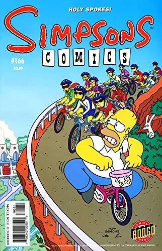 Simpsons Comics: Vol 28 Funny Cartoon Family Comics Books For Kids, Boys , Girls , Fans , Adults (English Edition)