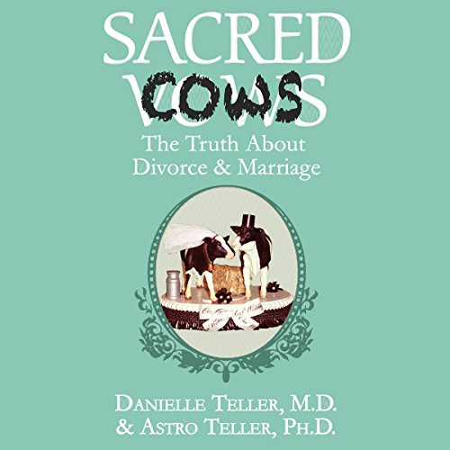 Sacred Cows audiobook cover art
