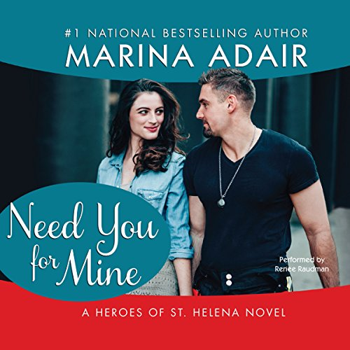 Need You for Mine audiobook cover art