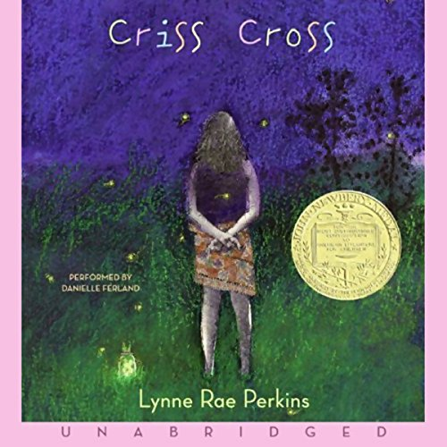 Criss Cross  audiobook cover art