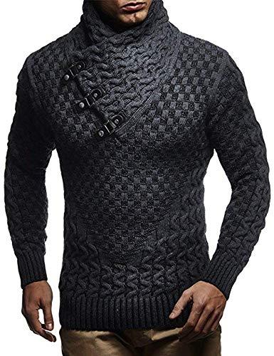 Plaid Under Sweater Men's