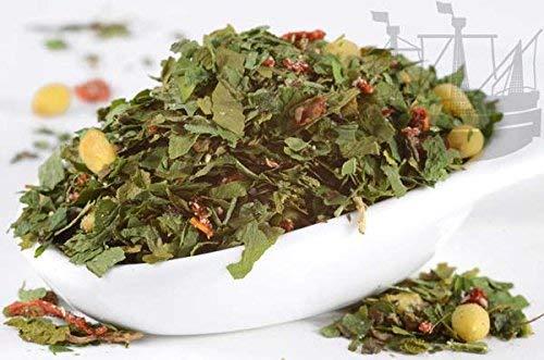 Bärlauch Pesto, 100g, Premium-Mischung mit Pinienkernen, für Dips, Pesto, zum Würzen von Nudelgerichten & Soßen, Trockenpesto - Bremer Gewürzhandel