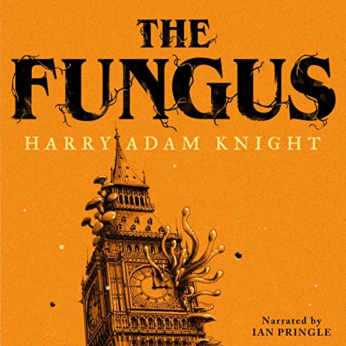 The Fungus  By  cover art