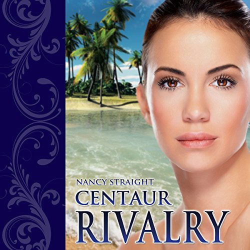 Centaur Rivalry audiobook cover art