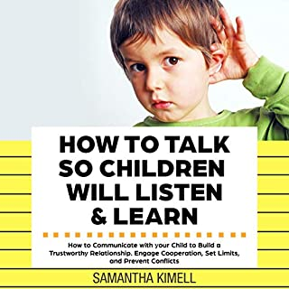How to Talk So Children Will Listen & Learn audiobook cover art