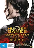 The Hunger Games / Catching Fire / Mockingjay Part 1 & 2 | 7 Discs | NON-USA Format | PAL | Region 4 Import - Australia