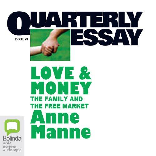 Quarterly Essay 29 audiobook cover art