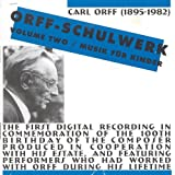 Omnia tempus habent für gemischten Chor, Pauken und kleine Trommel, Stücke für Sprechchor, Carl Orff 1969