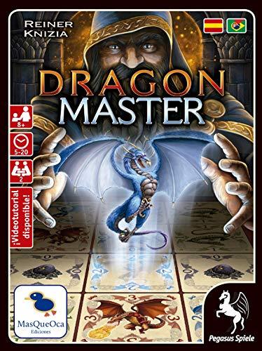 Ediciones MasQueoca - Dragon Master (Español)(Portugués)