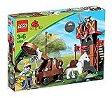 LEGO Duplo 4863des Gardes avec Catapulte
