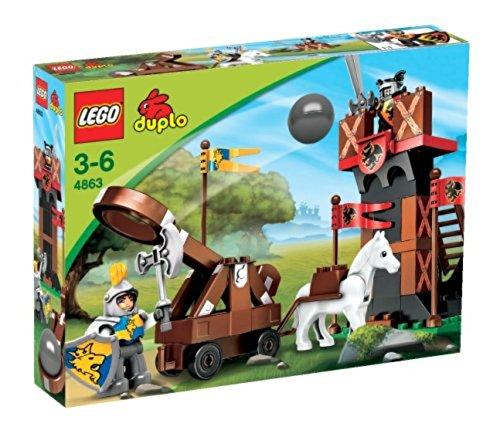LEGO Duplo 4863 - Wachposten mit Katapult