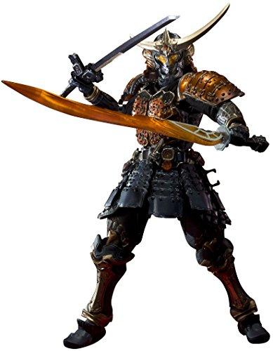 Bandai Tamashii Nations SIC Kamen Rider Gaim Orange Arms Figurine d'action Kamen Rider Gaim