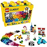 LEGO 10698 Classic BoîtedeBriquescréativesDeluxe, Jeu de Construction