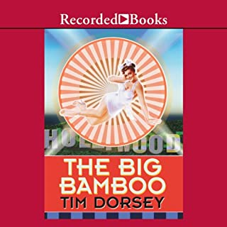 The Big Bamboo audiobook cover art