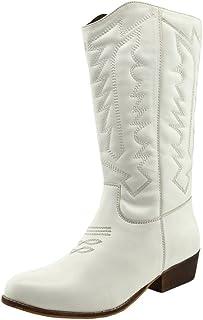 bottes western femme souple
