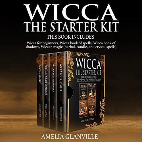Wicca: The Starter Kit audiobook cover art