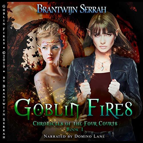 Goblin Fires audiobook cover art