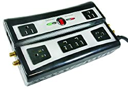 Surge Protectors for Home Theater - Arista Power Station