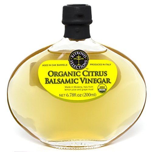 Organic Citrus Balsamic Vinegar, 6.78fl.oz. (200ml)