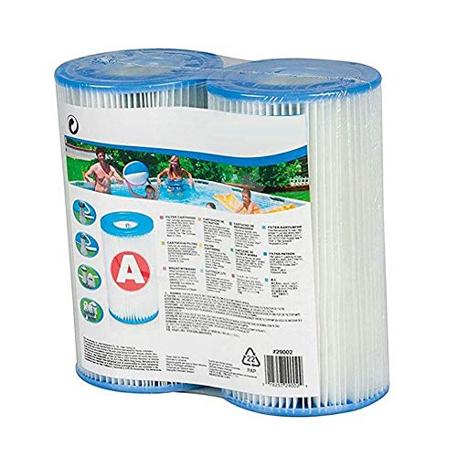 Nrkin Filterkartusche Für Pools,Typ A/C Filter Kartusche Für Pool,2 Stück.